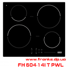 Индукционная поверхность FRANKE FH 604-1 4I T PWL
