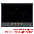 Электрическая варочная поверхность FRANKE FHCL 704 4C M GF