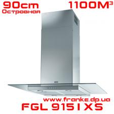 Кухонная вытяжка Franke FGL 915 I XS LED