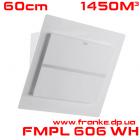 Кухонная вытяжка Franke FMPL 606 WH B