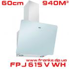 Кухонная вытяжка Franke FPJ 615 V WH A