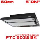 Вытяжка Franke FTC 6032 BK V2